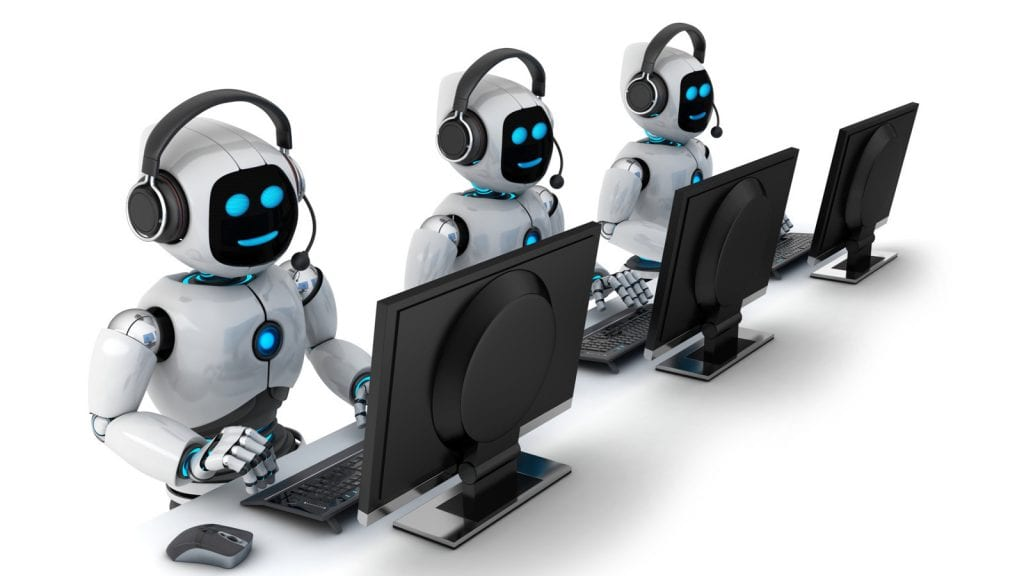 Roboti v naushnikah