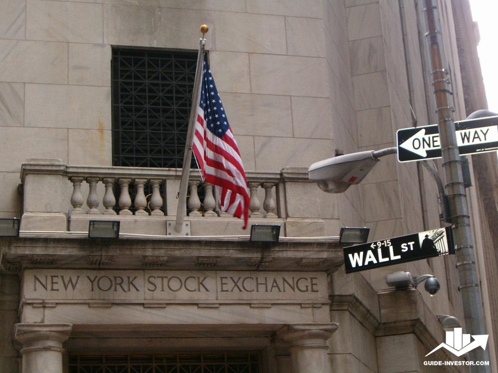NYSE entrance