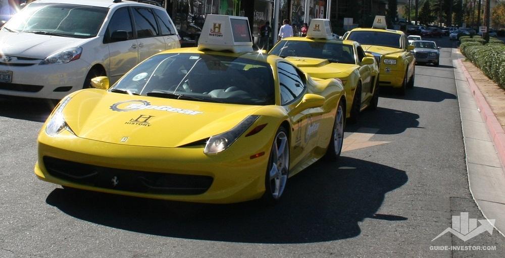 что выгоднее такси или личный автомобиль дубаи