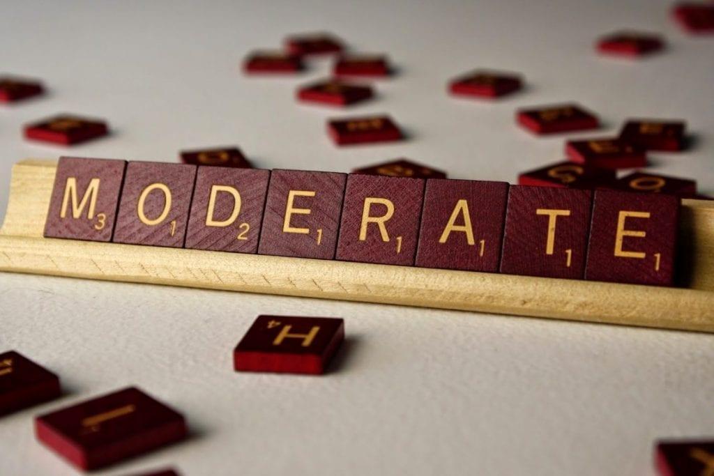 Moderatsiya