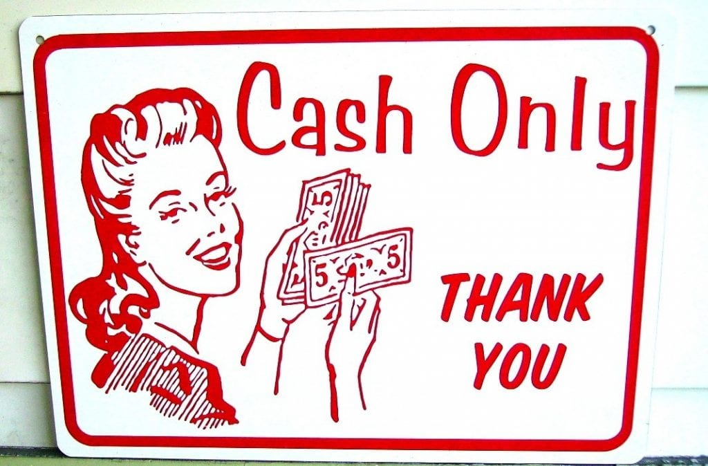 cash-only