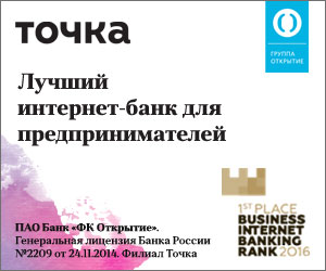 лучший банк для предпринимателей