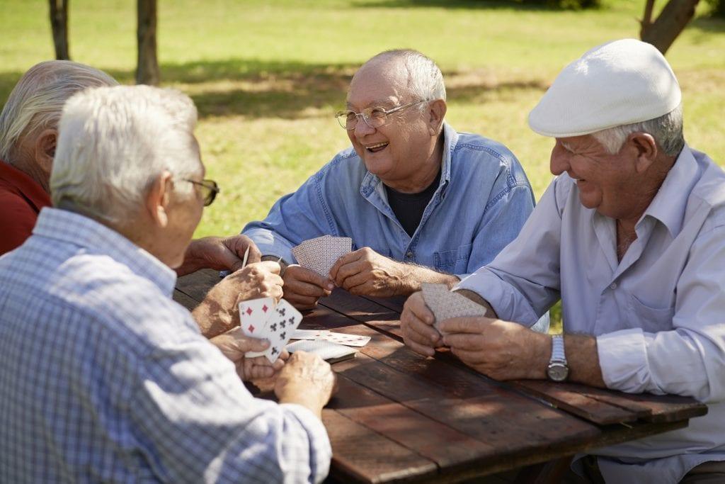 pensioner europa