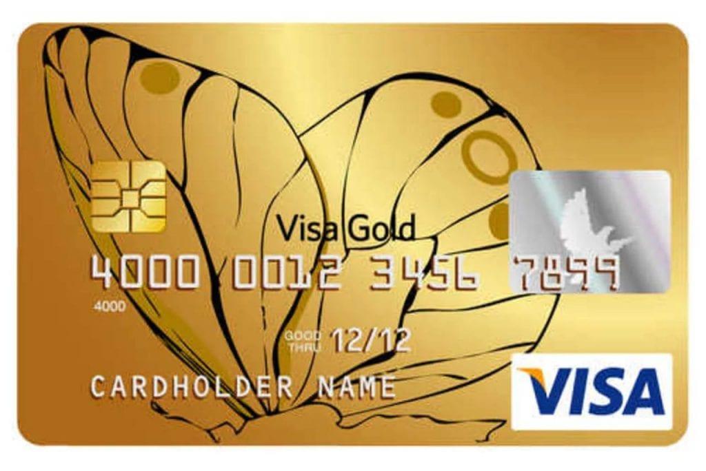 cardholder name