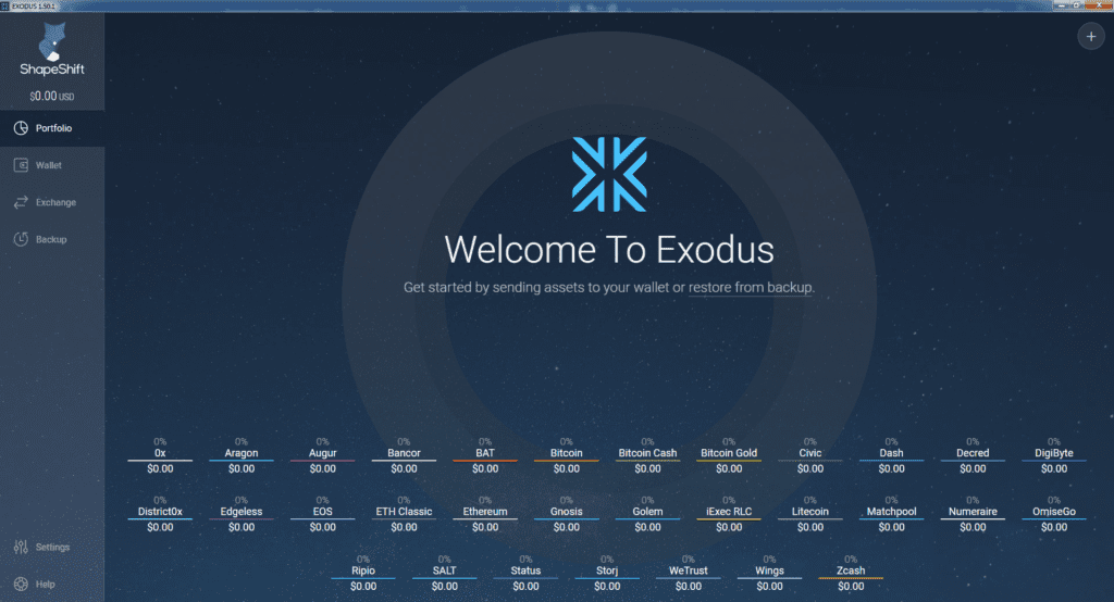 welcome exodus