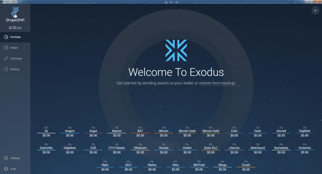 welcome exodus