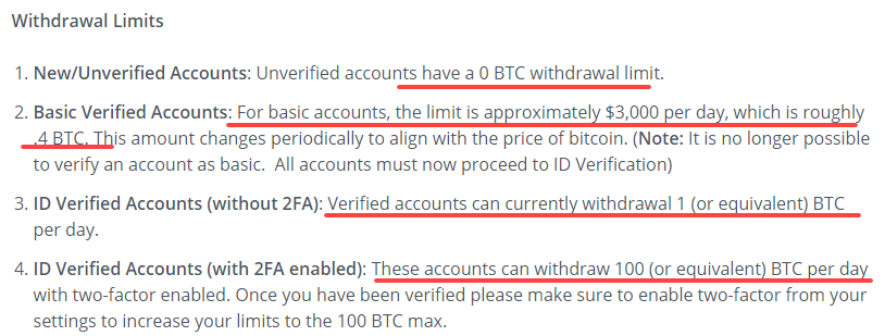 bittrex limit