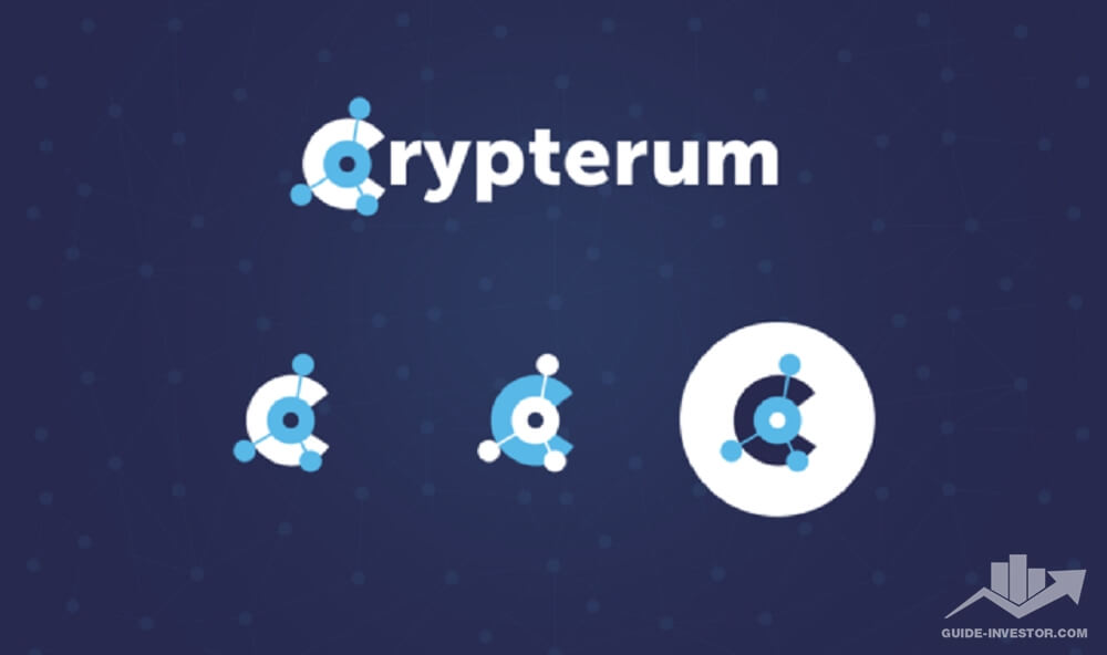 Crypterum logo