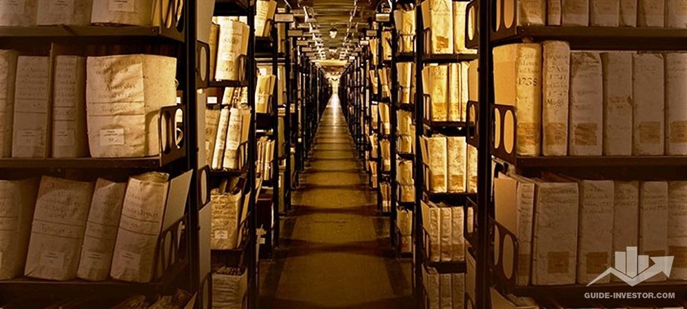 архивы с кредитной историей