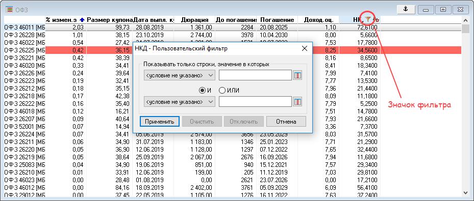 quik sorting results